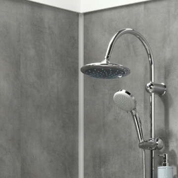 Deko Wall Acqua Profile Alu