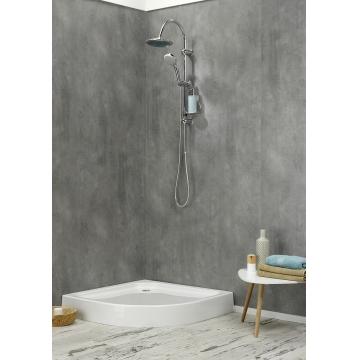 Dusche auf Rückwand bedruckt Deko Wall Acqua Print